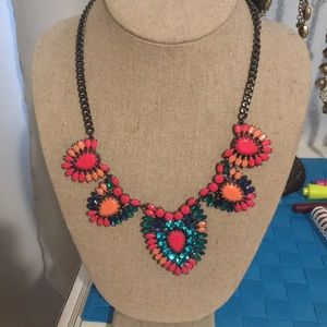 Stella and Dot Multi Color Necklace